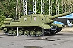 ISU-152 '510' - Victory Park, Moscow (26976182059).jpg