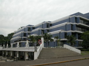 Bandung Institute of Technology - ITB Library in 2007