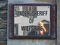 I shot the Sheriff .... - geograph.org.uk - 133691.jpg