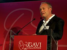 Ian Wace, Chief Executive, ARK, speaking at the GAVI pledging event in London.jpg