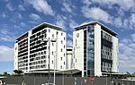 Ibis and Pullman Hotels at Brisbane Airport, Queensland 03.jpg