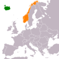 Iceland Norway Locator.png