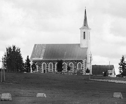Kuidas ühistranspordiga sihtpunkti Tudulinna Kirik jõuda - kohast