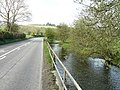 Idmiston - The River Bourne - geograph.org.uk - 783812.jpg