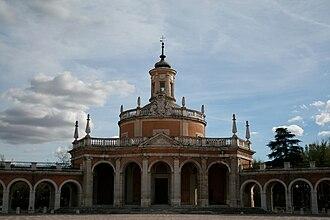 Jaime Marquet - Image: Iglesia de San Antonio (Aranjuez)
