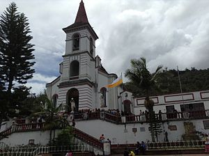Ubalá - Church of Ubalá