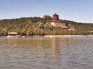 Kunming Lake - The Longevity Hill