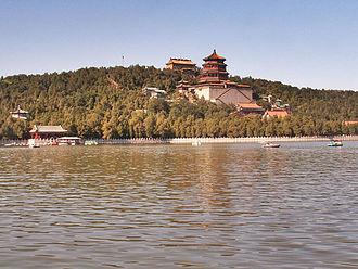 Kunming Lake - The Longevity Hill
