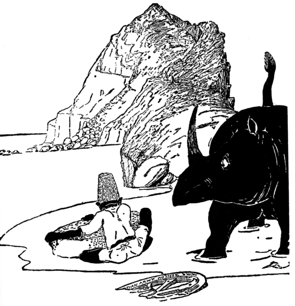 File:Illustration at p. 33 in Just So Stories (c1912).png
