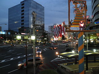 Imaike Station (Nagoya) Metro station in Nagoya, Japan