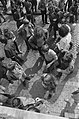In Amsterdam zijn ongeveer dertig panden gekraakt o.a. pand bezet op Herengrach, Bestanddeelnr 923-4998.jpg