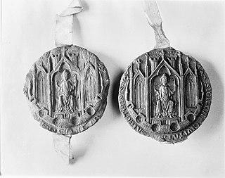 Bishop-elect of Utrecht (1267-1290)
