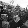 In het Limburgse dagblad Veritas is over de opmars van de Russen naar Berlijn , Bestanddeelnr 900-2215.jpg