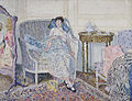 In the Boudoir, Frieseke.jpg