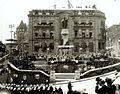 Inauguration du monument de Francois de Laval en 1908.jpg