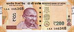 Índia, 200 INR, 2018, anverso.jpg
