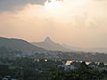 India - TN-AP Circuit - 017 - sunet overlooking Puttur,AP (1982002279).jpg