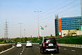 Industrial Park Haryana India near NH 11 Highway and Delhi Airport March 2015.jpg