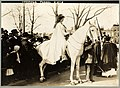 Inez Boissevain at the suffrage parade.jpg