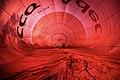 Inside an inflating hot air balloon.jpg