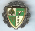 Insigne régimentaire du 135e Régiment du Train.png