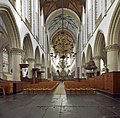 Interieur, overzicht naar het koor - Haarlem - 20534378 - RCE.jpg
