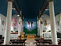 Interior of Zhenning Catholic Church, 30 August 2020r.jpg