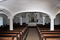Interior of an Evangelic church, Dörgicse -2.jpg