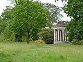 Ionic Rotunda in the grounds of Petworth House - geograph.org.uk - 253513.jpg
