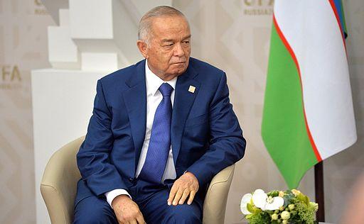 Islam Karimov, Ufa 01