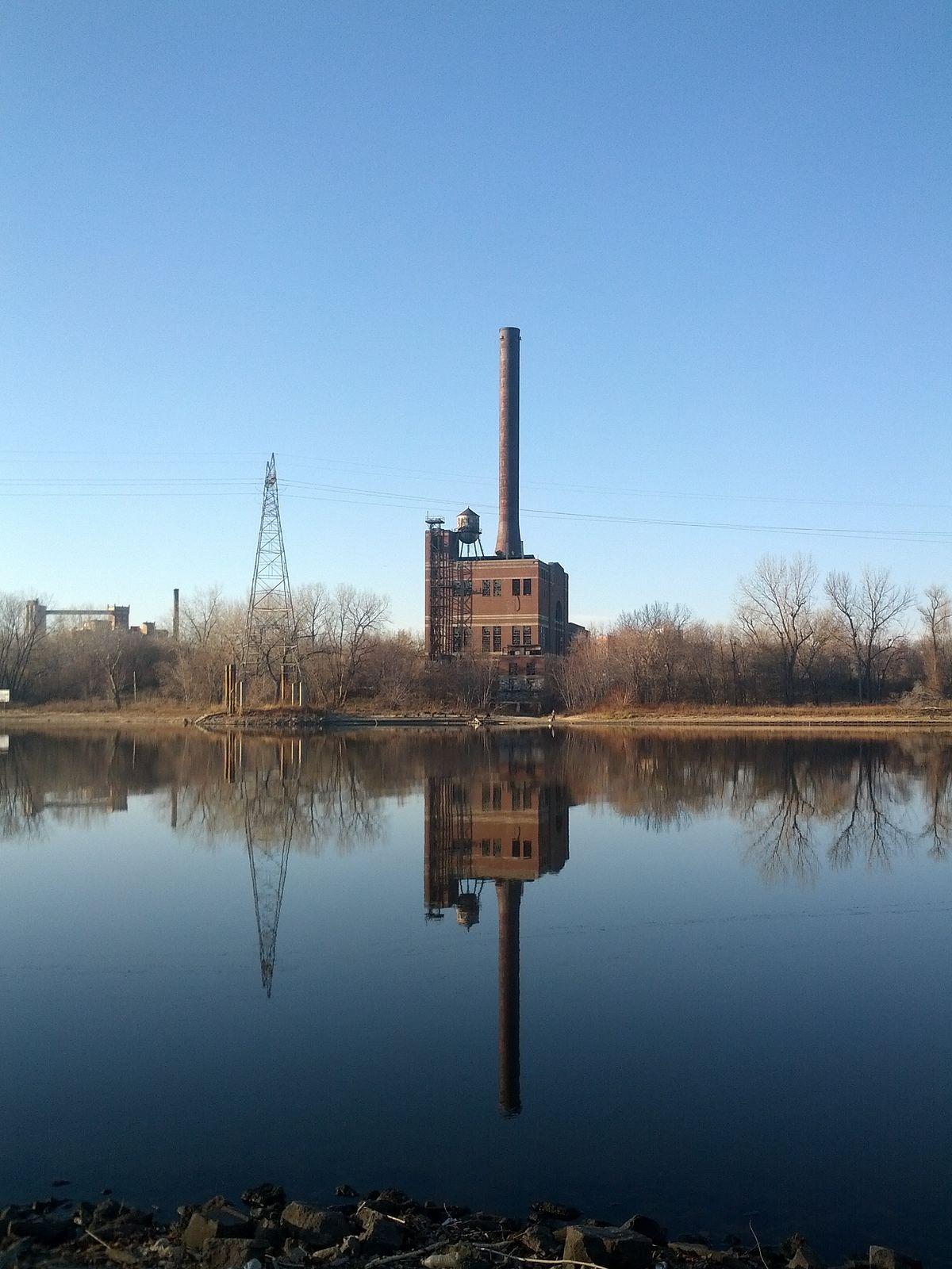 island station power plant