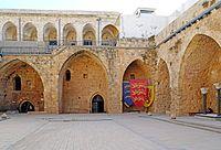 Israel-05098 - Crusader Courtyard (34057413462).jpg