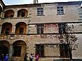 Issogne Castello d'Issogne Innenhof 3.jpg