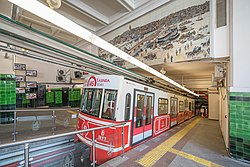 Istanbul asv2020-02 img03 Tünel Beyoğlu station.jpg