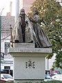 István és Gizella szobra, Szeged - panoramio.jpg