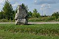Józefów - pomnik przy wjeździe do miasta.jpg