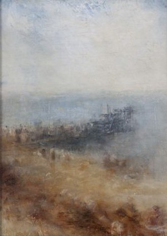 Margate - J.M.W. Turner - Margate Jetty