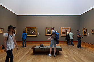 J. Paul Getty Museum - The Getty attracts approximately 1.8 million visitors a year.