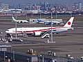 JASDF 80-1111 Government of Japan Boeing 777-300ER at Haneda 2018.jpg