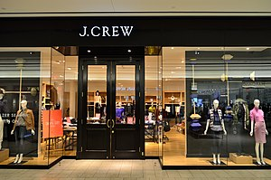 J.Crew - J.Crew in Markville Shopping Centre