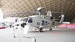 JMSDF SH-60K(8452) left front view at Kanoya Air Base April 30, 2017 01.jpg