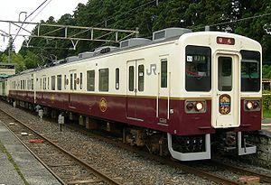 Nikkō Line - Image: JRE107Nikko Line New Color