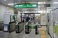 JR Uguisudani Station South Gates.jpg