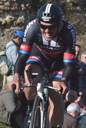 2015 Milan–San Remo - Image: J Degenkolb Paris Nice 2015