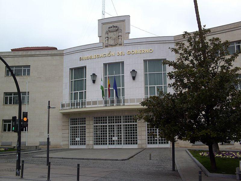 Archivo:Jaén - Subdelegación del Gobierno.jpg