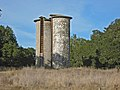 Jack London State Historic Park. Jack London built the first concrete silos on the west coast. - panoramio.jpg