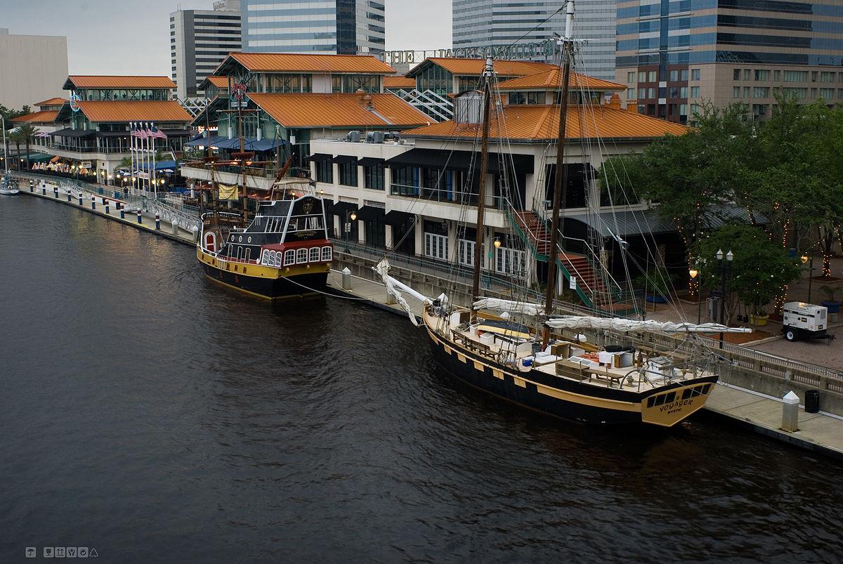 Jacksonville Riverwalks - Wikipedia