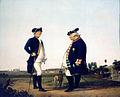 Jacobus Vrijmoet - Lodewijk Ernst van Brunswijk-Lüneburg-Bevern and Robert Douglas.jpg