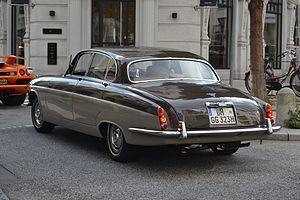 Jaguar Mark X - Jaguar 420G