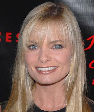 Actress Jaime Pressly at the Slim-Fast Fashion...